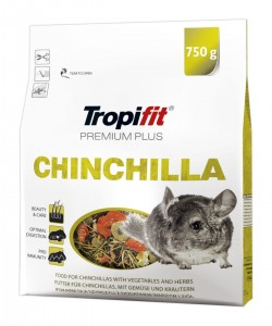 TROPIFIT PREMIUM PLUS CHINCHILLA 750g