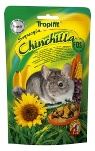 CHINCHILLA Tropifit 500g