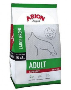 ARION Original adult large breed Lamb & rice 12 kg