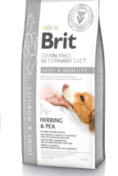 Brit Veterinary Diets Dog Grain Free Joint & Mobility 12kg