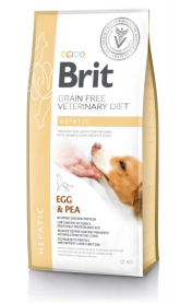 Brit Veterinary Diets Dog Grain Free Hepatic 12kg