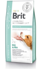 Brit Veterinary Diets Dog Grain Free Struvite 2kg