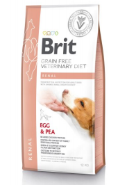 Brit Veterinary Diets Dog Grain Free Renal 2kg