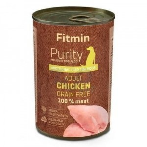 FITMIN Dog Purity Tin Chicken