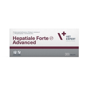 Hepatiale Forte Advanced VetExpert