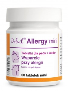Dolvit Allergy mini 60 tab